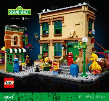 लेगो तिल स्ट्रीट