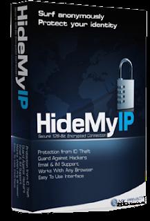 मेरे आईपी सॉफ्टवेयर छिपाएँ