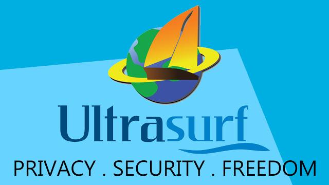 ultrasurf का उपयोग करके अपना आईपी छिपाएँ